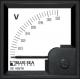 DC DIN Voltmeter 18 to 32V DC - P/N #1051